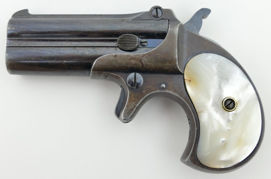 Remington Double Derringer  41 Short Revolver   Parker Gun Store