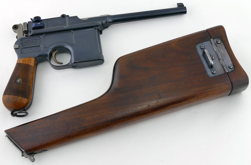 the other 9mm mauser broomhandle parker gun store